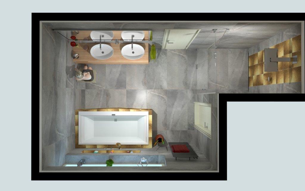 Inspirace 3D vizualizace - var. N   Richter + Frenzel