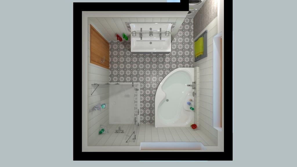 Inspirace 3D vizualizace - var. M   Richter + Frenzel
