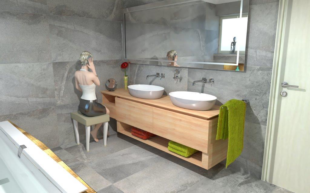 Inspirace 3D vizualizace - var. J   Richter + Frenzel
