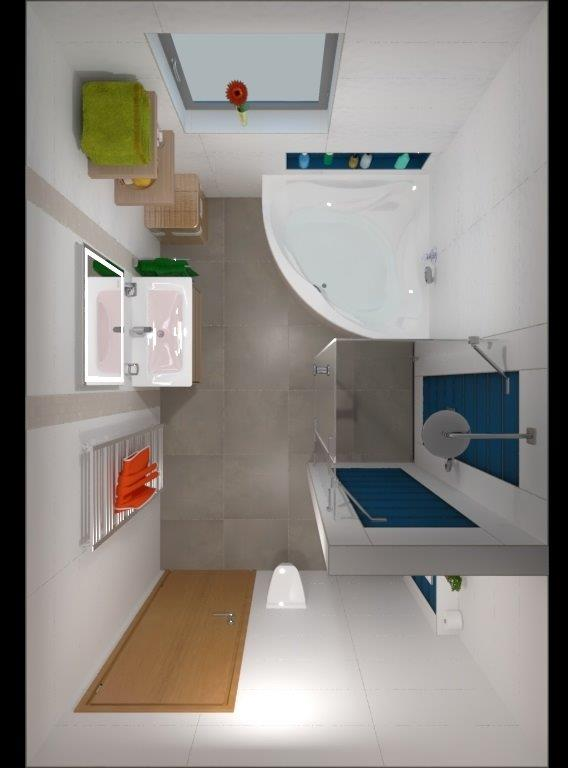 Inspirace 3D vizualizace - var. I   Richter + Frenzel