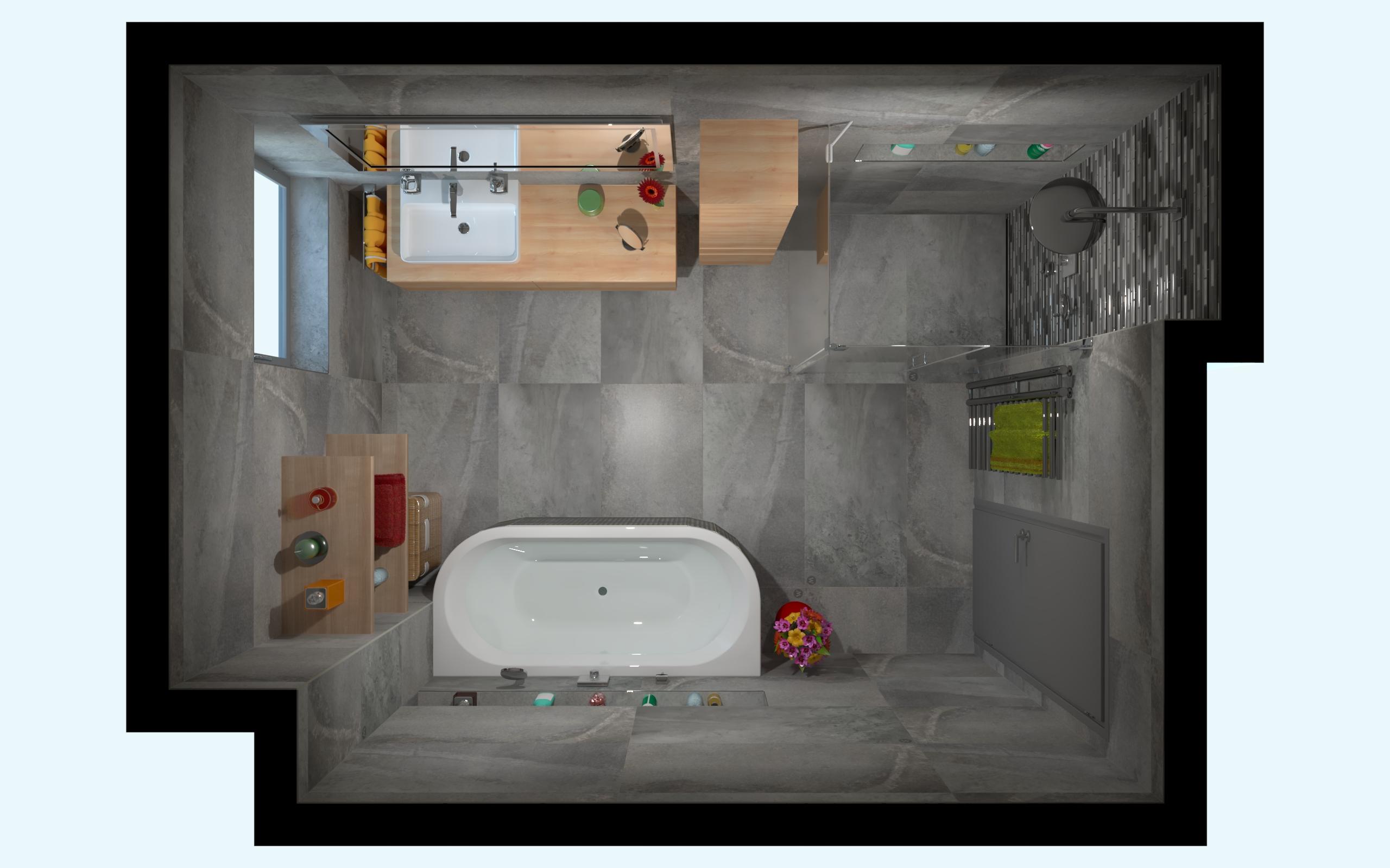 Inspirace 3D vizualizace - var. G | Richter + Frenzel