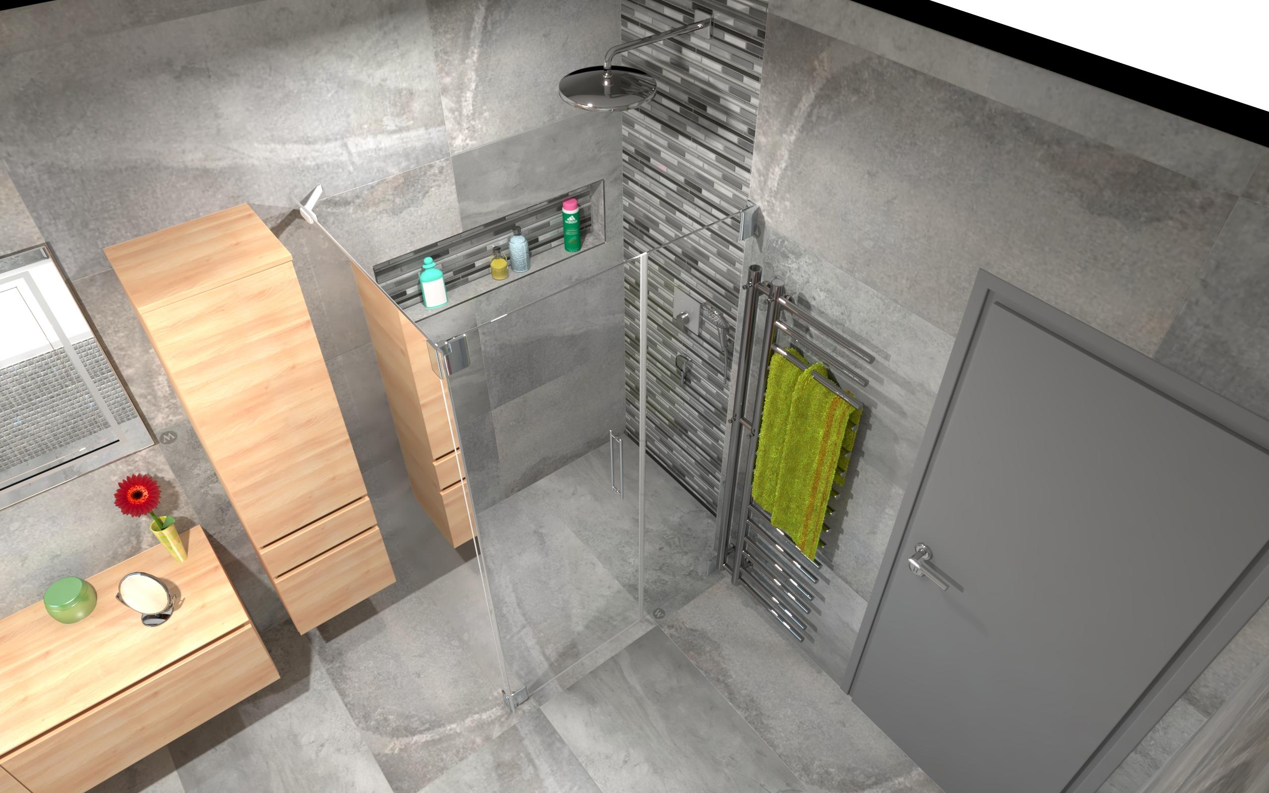 Inspirace 3D vizualizace - var. G   Richter + Frenzel
