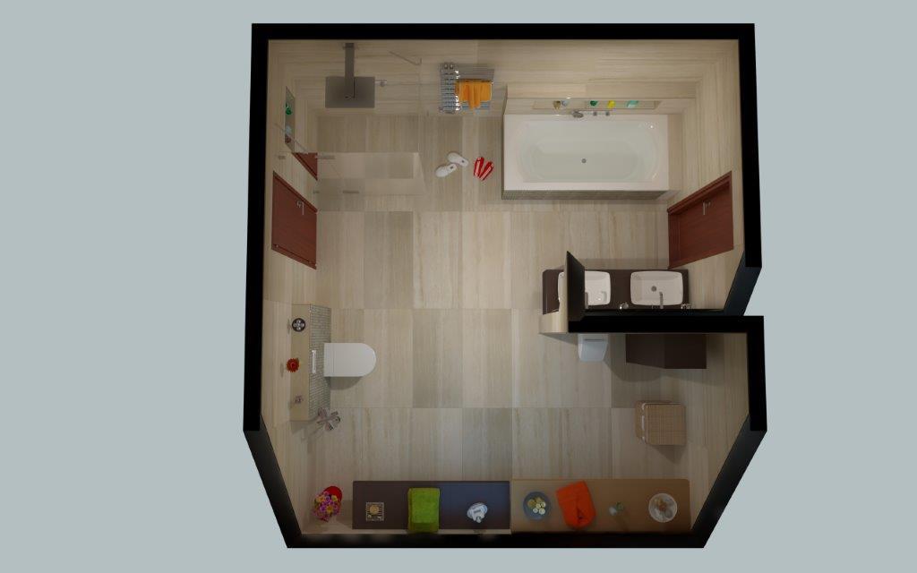 Inspirace 3D vizualizace - var. F | Richter + Frenzel