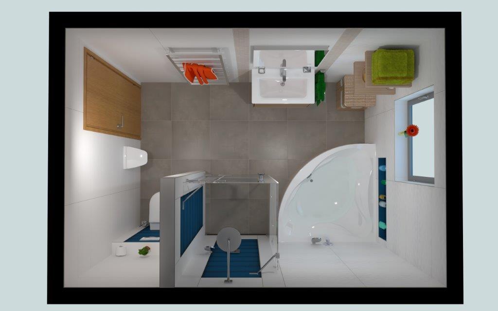 Inspirace 3D vizualizace - var. W | Richter + Frenzel