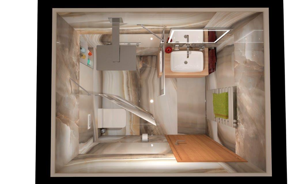 Inspirace 3D vizualizace - var. E   Richter + Frenzel