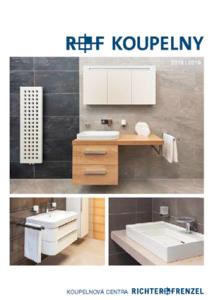 Katalog koupelnová centra 2019 | Richter + Frenzel