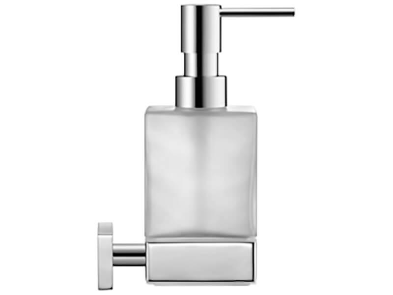 Dávkovač mýdla DURAVIT Barva: sklo / chrom