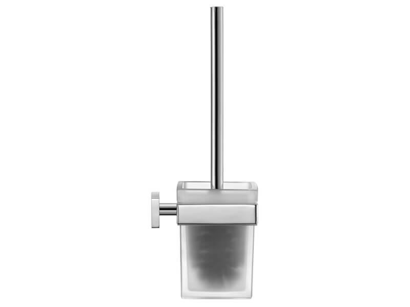 WC souprava DURAVIT Barva: sklo / chrom