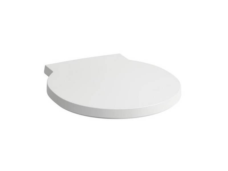 WC sedátko  VAL Bílé sedátko zpomalovací/duroplast
