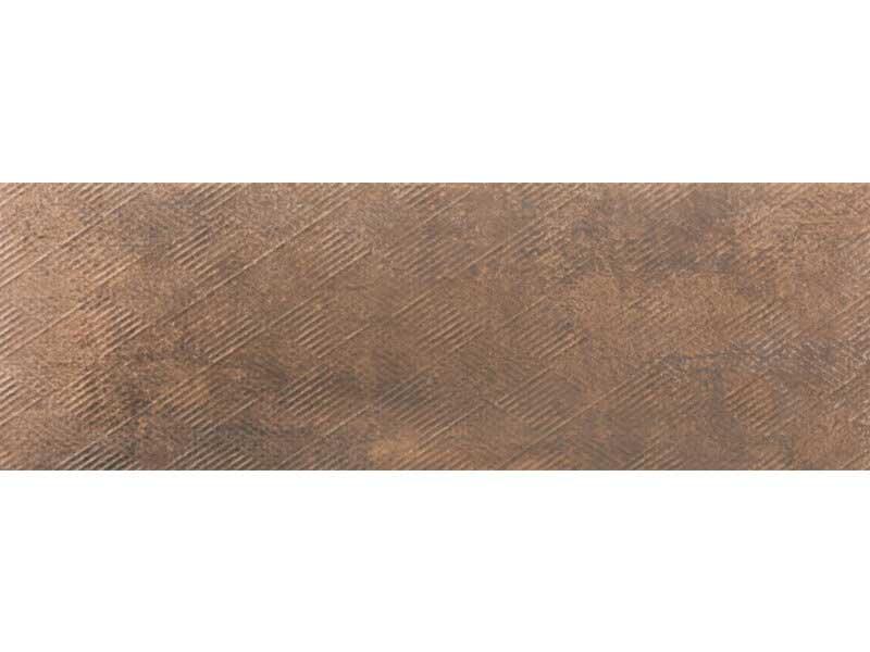 Dekor COOPER Barva: oxido, matný povrch