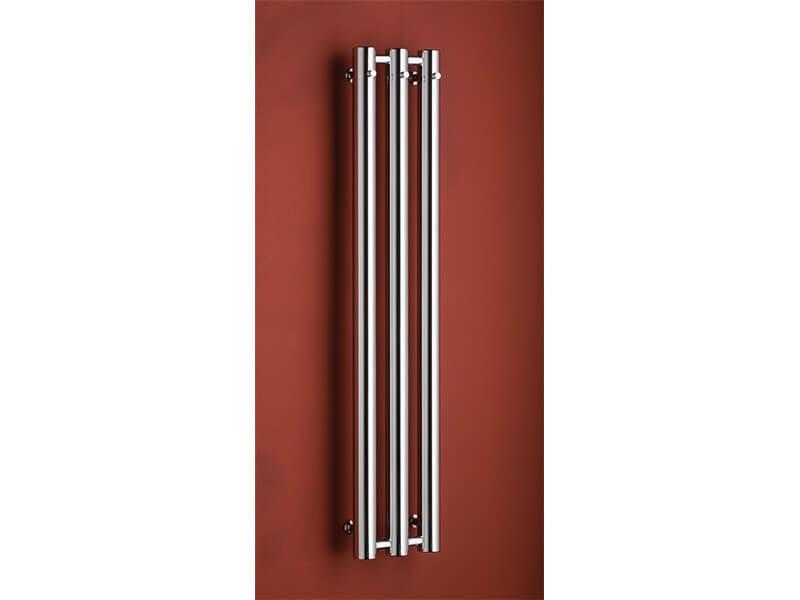 Koupelnový radiátor ROSENDAL Připojení boční, barva chrom