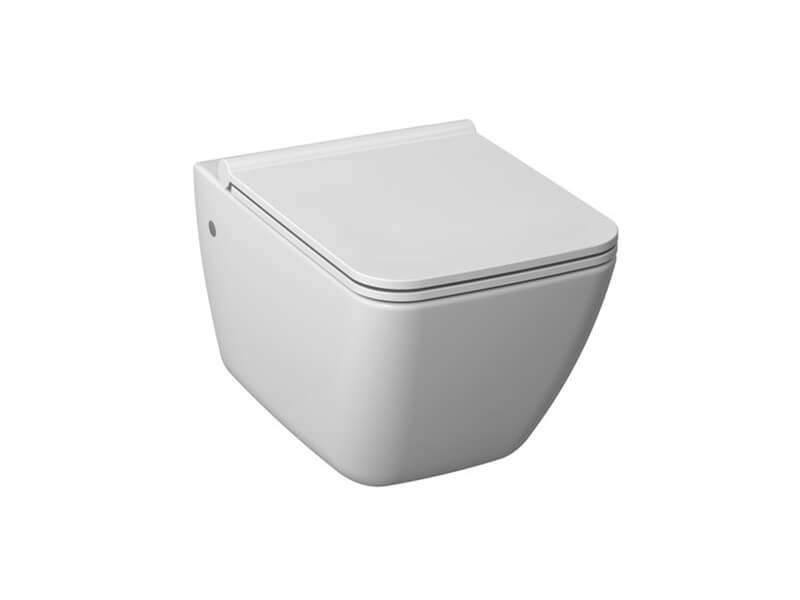 WC závěsné CUBITO Barva: bílá