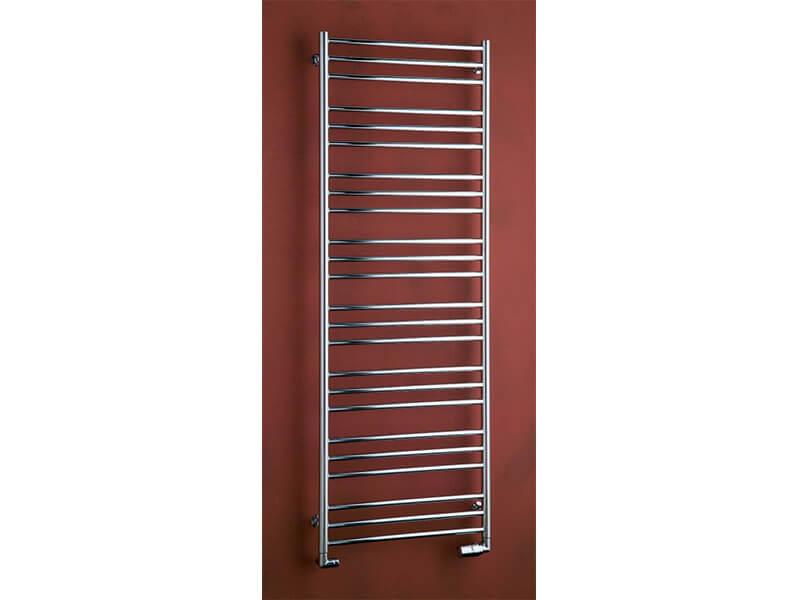 Koupelnový radiátor SORANO Rovný radiátor, boční připojení, barva chrom