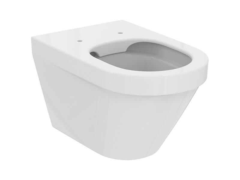 WC závěsné MYSTYLE 2.0 Rimless, barva bílá