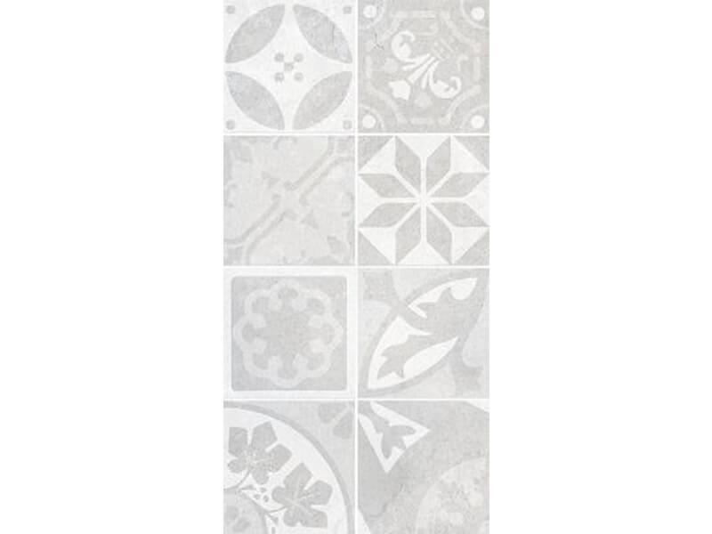 Dekor EXTRA Barva: světle šedá, matný povrch