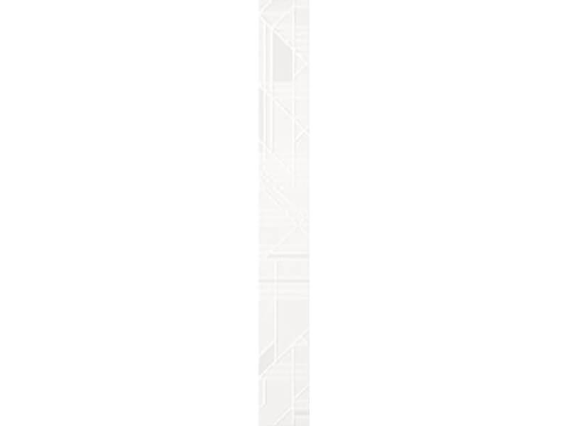 Listela EXTRA Barva: bílo-šedá, matný povrch