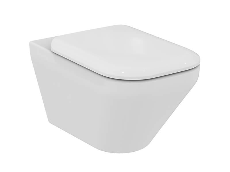 WC závěsné TONIC II Barva: bílá, Aquablade