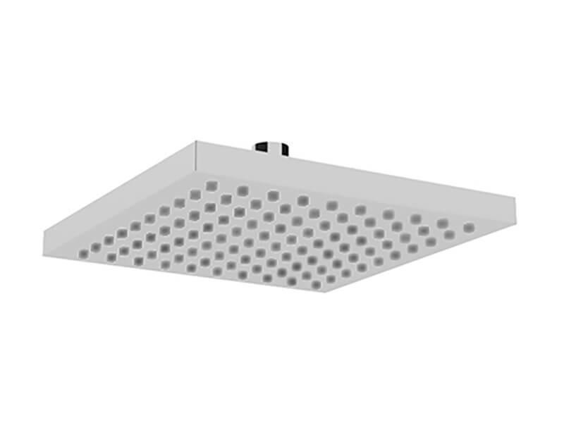 Hlavová sprcha PLANO Kulatá sprcha, 1 funkce, barva chrom
