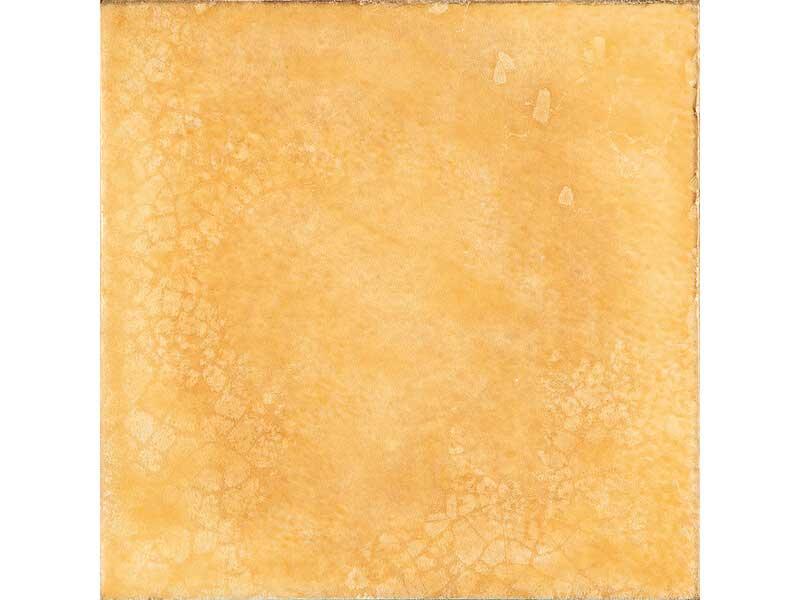 Obklad MAIOLICA Barva: ocra, lesklý povrch