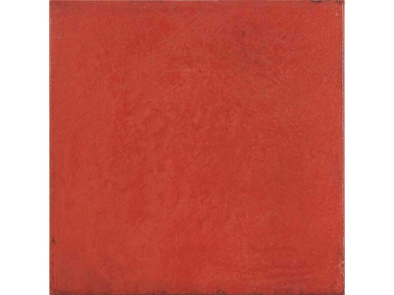 Obklad MAIOLICA Barva: rosso, lesklý povrch