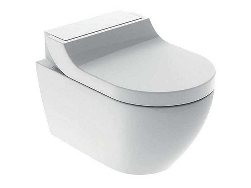 WC se sprchovací funcí AQUACLEAN WC Tuma Comfort se sprchovací funkcí Aquaclean, barva bílá