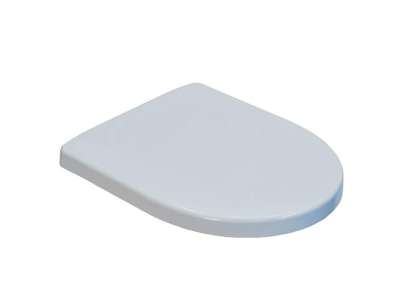WC sedátko ICON Zpomalovací / duroplast, barvá bílá