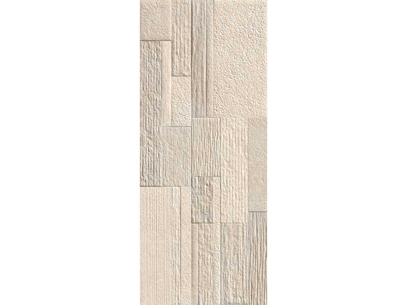 Dekor EAGLE Barva: mix beige, matný povrch