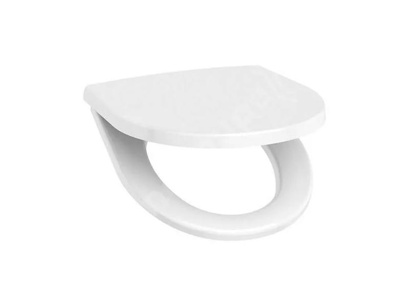 Sedátko na WC TIGO Zpomalovací WC sedátko, duroplast, barva bílá