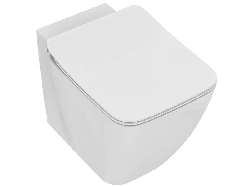 WC stojací STRADA II Barva: bílá, Aquablade