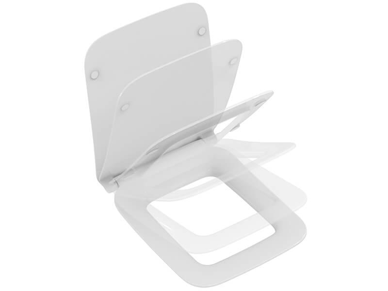 WC sedátko STRADA II Zpomalovací / duroplast