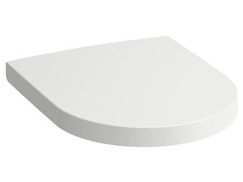 WC sedátko SONAR Barva: bílá matná, zpomalovací, duroplast