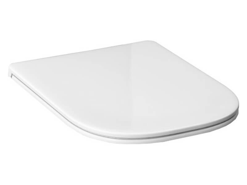 WC sedátko MIO-N Zpomalovací/ duroplast, barva bílá