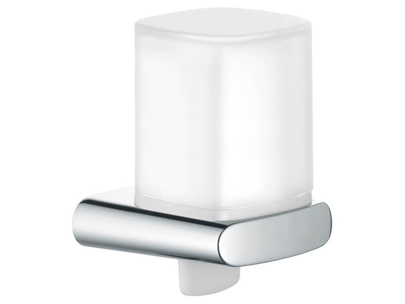 Dávkovač mýdla ELEGANCE Barva: sklo/chrom