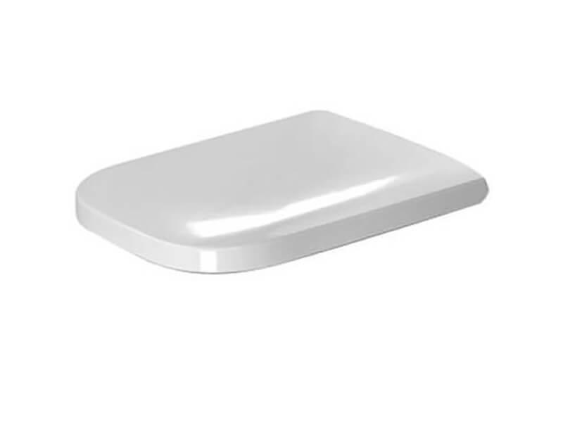 WC sedátko HAPPY D2 Zpomalovací / duroplast, barva bílá