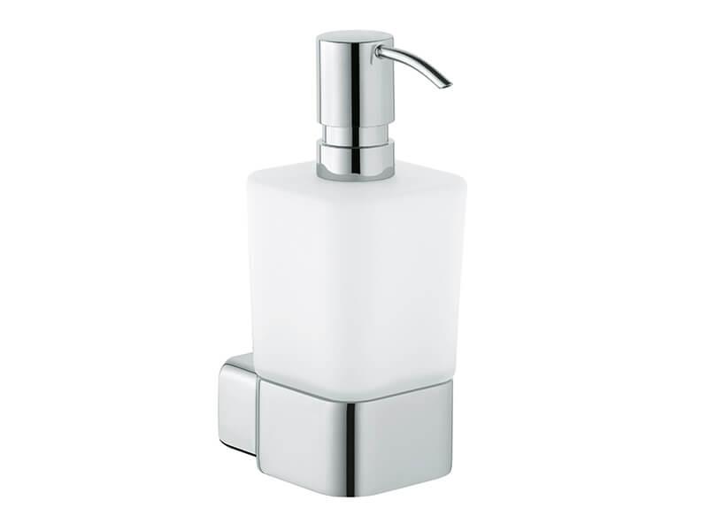 Dávkovač mýdla KLUDI E2 Barva: sklo/chrom