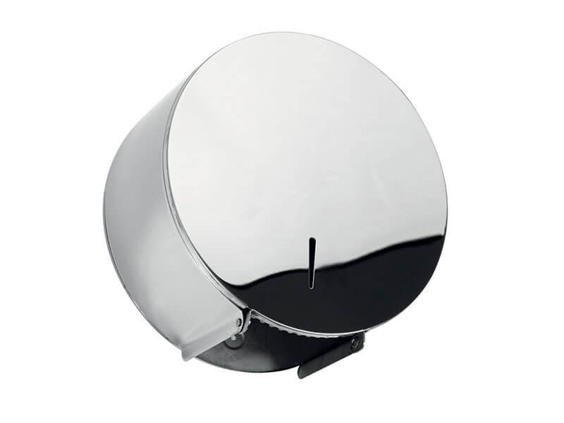 Zásobník toaletního papíru Bemeta Průměr 31 cm, nerez