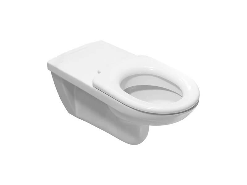 WC závěsné Deep by Jika Hluboké splachování, délka 70 cm