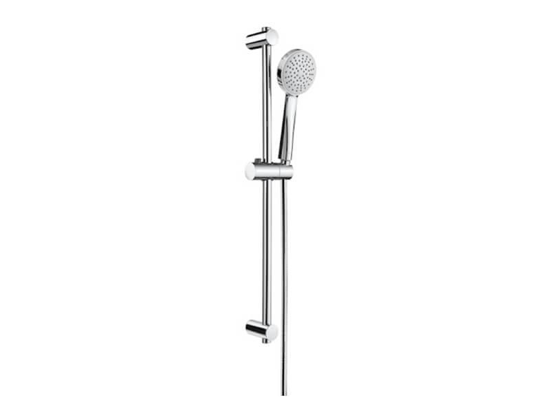 Sprchová souprava ROCA Délka tyče 70 cm, průměr ruční sprchy 10 cm, 1 funkce, hadice 150 cm, barva chrom