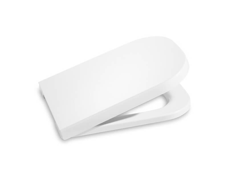 WC sedátko THE GAP Barva: bílá, zpomalovací, duroplast