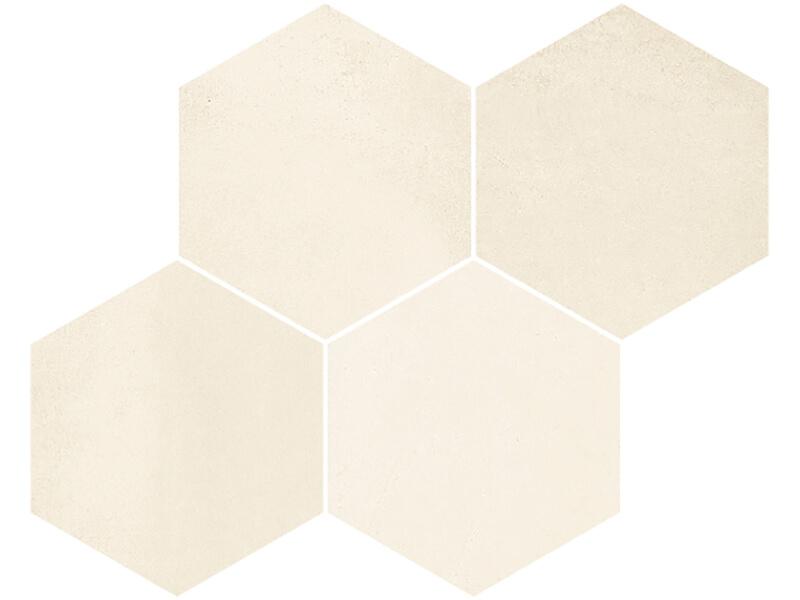 Mozaika hexagono DERBY Barva: beige, matná