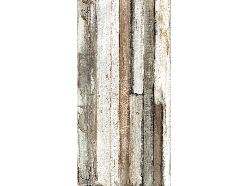 Obklad / dlažba BLOCKS 5.0 Barva: wood naturale, matný  povrch, mrazuvzdorný, PEI 4