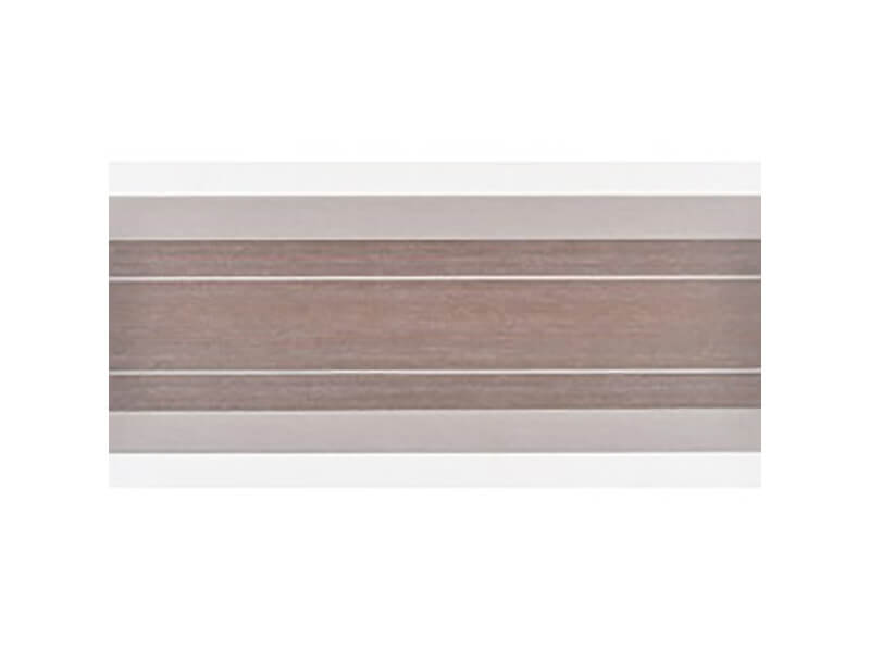 Dekor HABITAT Barva: stripes noce, matný povrch
