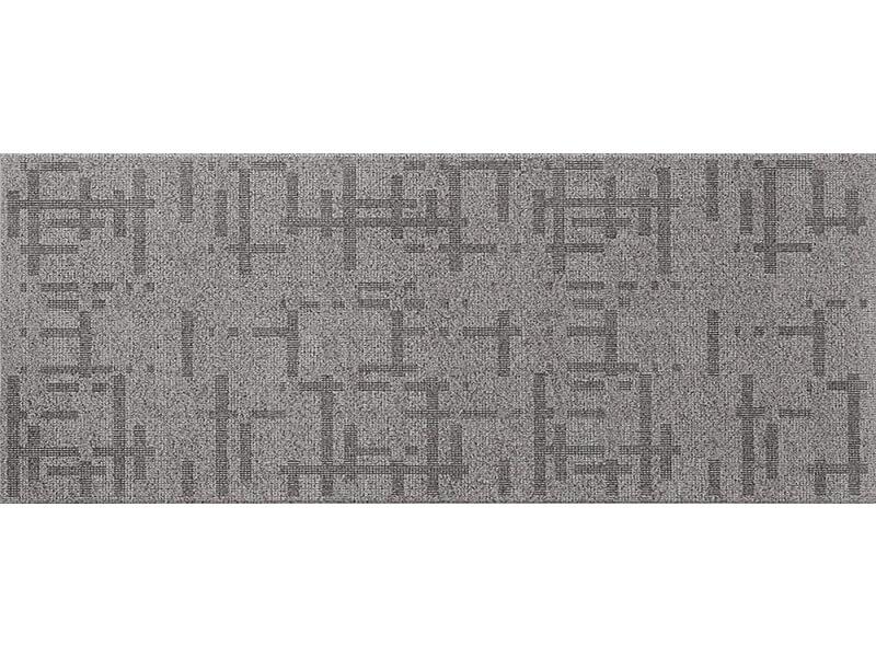 Dekor CITY NEW Barva: šedá, matný povrch