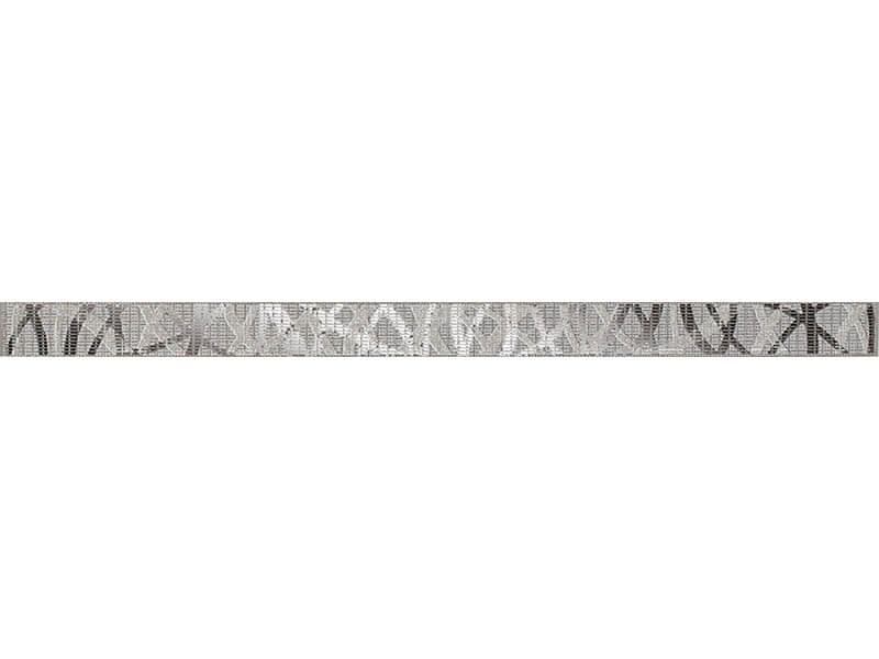 Listela CITY NEW Barva: šedá, matný povrch