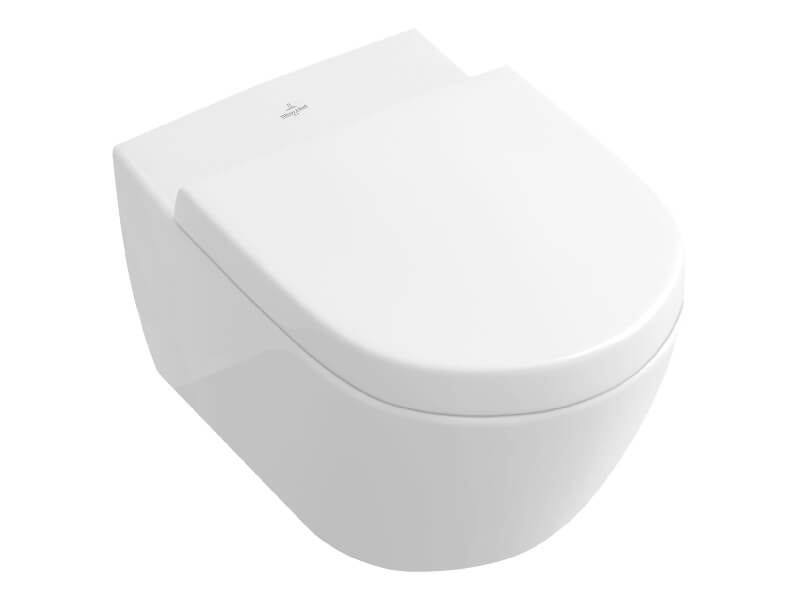 WC závěsné SUBWAY Barva: bílá, directflush