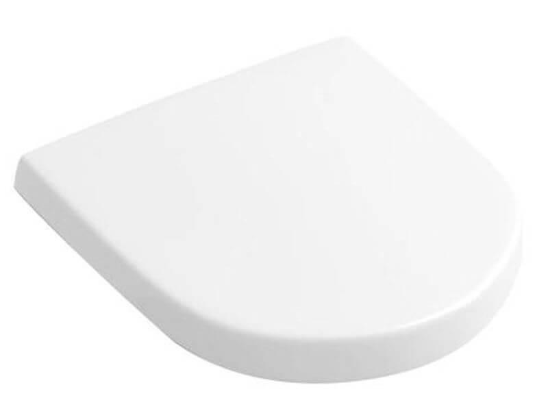 WC sedátko SUBWAY Barva: bílá, zpomalovací / duroplast