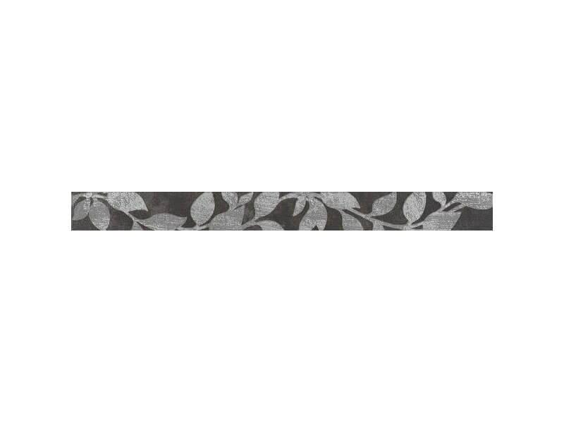 Listela RUSH Barva: černá, matný / lesklý povrch