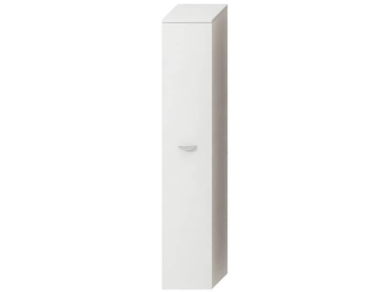 Skříňka boční DEEP BY JIKA Vysoká závěsná skříňka, 1x dvířka, pravá, barva bílá