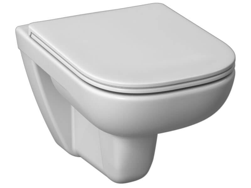 WC závěsné DEEP BY JIKA Barva: bílá