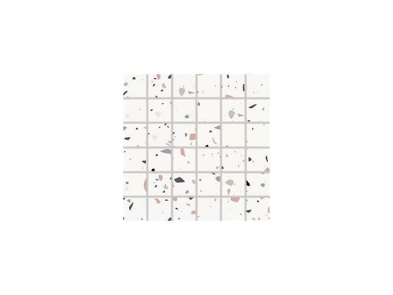 Mozaika SPECTRA Barva: červenohněda-modrošedá-černá, matný povrch